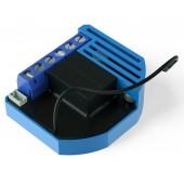 Qubino ZMNHCD1 - Roller Shutter Insert 2*1 kW with energy meter