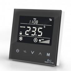 MCO Home MH8-FCB - Fan Coil Thermostat 2 pipe Black Edition
