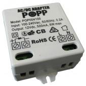 Popp 004100 - External mains adapter for Popp devices