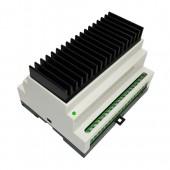 Haseman DD-4 - Z-Wave DIN Rail, Powerful 4x500W Dimmer (based on Fibaro)